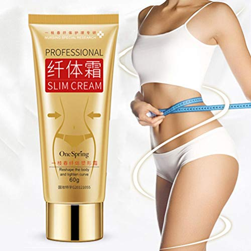 Binmer Cellulite Removal Cream 60g, Fat Burning Slimming Cream Muscle Relaxer For Drop Shipping Body Cream -