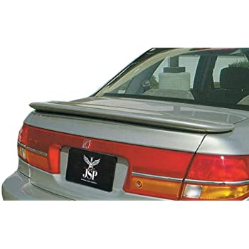 JSP Rear Wing Spoiler For 1997-2000 Saturn SC Coupe Primed OE Style 97206