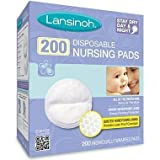 Health & Personal Care : Lansinoh Stay Dry Disposable Nursing Pads 100 ct (2-pack)