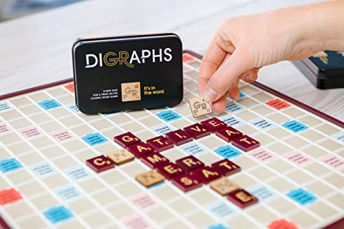 (Digraphs | Scrabble Board Game Add-On)