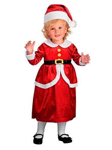 Rubies Lil' Mrs. Claus Children's Costume, Toddler]()