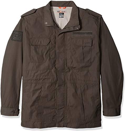 M-65 Lining (5.11 Men's Taclite M-65 Jacket, Tundra, XX-Large)