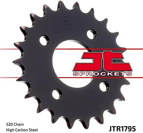 JT High Carbon Steel Rear Sprocket JTR1795.22 Teeth fits Suzuki LT80 Quadsport 89-06