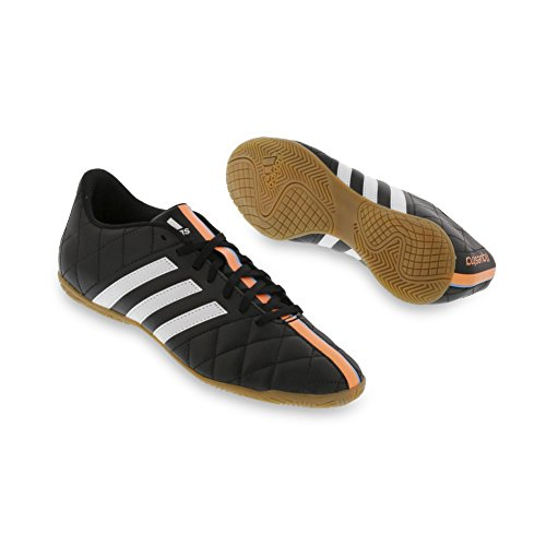 adidas Performance 11 Questra in, Men Football Training 9688schwarz-weiss-orange