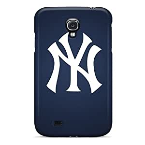 For BestLove4U Galaxy Protective Case, High Quality For Galaxy S4 Yankees Skin Case Cover