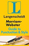 Merriam-Webster Guide to Punctuation and Style, , 1585735949