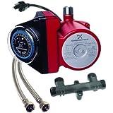 Grundfos 595916 1/25 Horsepower Comfort Series Recirculator Pump