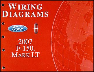 2007 Ford F-150, Lincoln Mark LT Wiring Diagrams