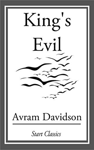 book cover of King\'s Evil