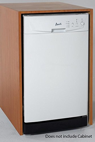 Avanti DW18D0WE Built In Dishwasher, 18', White