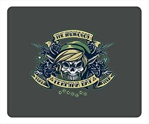 Majora's Mask The Legend of Zelda Custom Rectangle Mouse Pad by How Easy