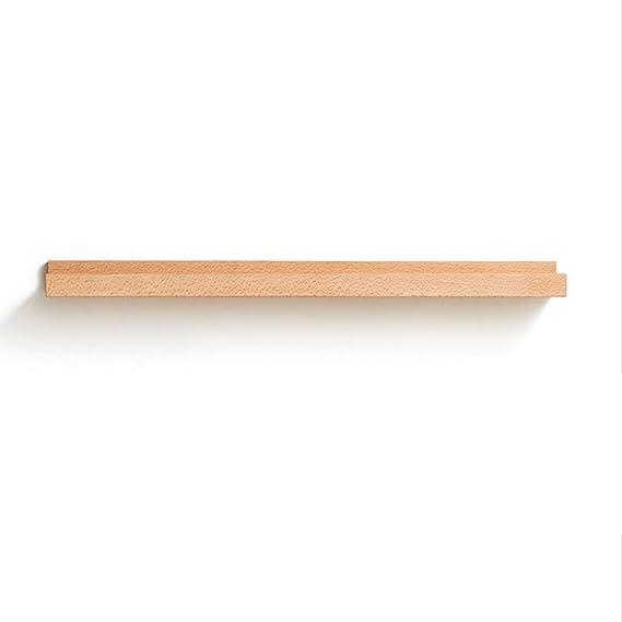 Baldas Flotantes Estantería de pared de madera Estantería de ...