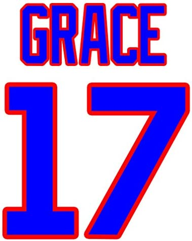 mark grace jersey