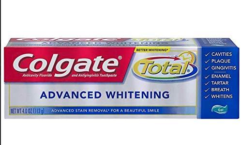 (Colgate Tot Adv Gel Cln Size 4z Colgate Total Advanced Clean Gel Toothpaste )