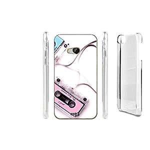 FUNDA CARCASA MUSICASSETTE PARA HTC ONE M9