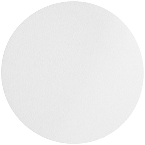 Whatman 4712B75PK 1001500 Grade 1 Qualitative Filter Paper, 500 mm Thick and Max Volume 571 ml/m (Pack of 100) by Whatman