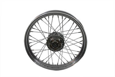 V-Twin 52-2031 - 19'' Replica Front Spoke Wheel by V-Twin (Image #1)