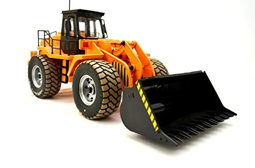 RC Baufahrzeug, Bagger, 3 Kanal, Maßstab 1:10, mit Akku -058-2