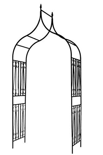 1. GO Gothic Steel Garden Arch, 8