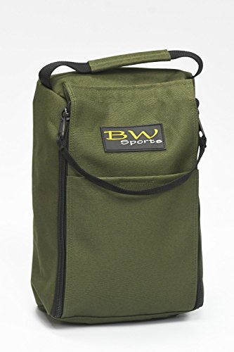 BW Sports Storage Worm Bag for Soft Plastic Bait Lures - WB-5010