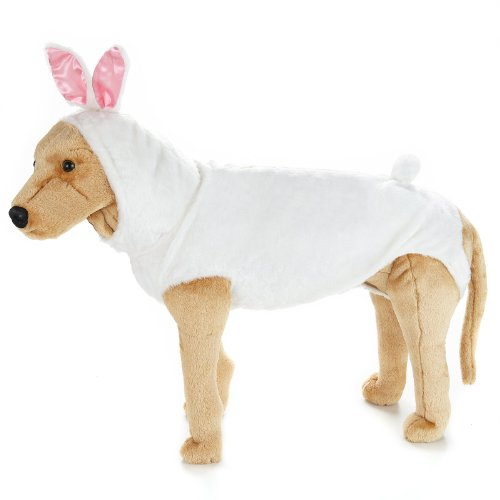 [Rubie's Pet Costume, X-Large, Bunny Hoodie] (Et Costume For Dogs)