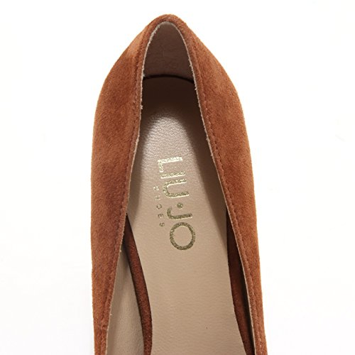 Jo Shoes Women Bread Scarpa Liu Ginger Donna Decollete Marrone 50792 q5Y1w6R