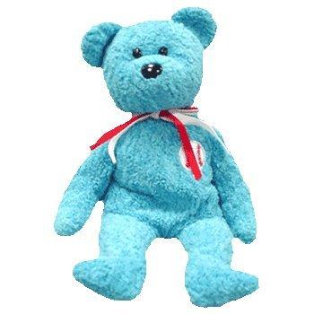 Ty Beanie Babies - Addison the Baseball Bear ()