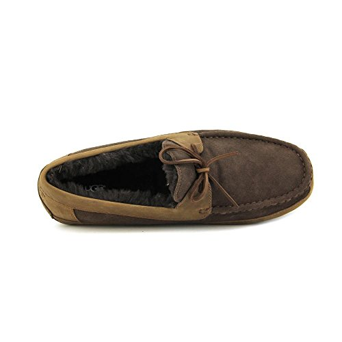 UGG Australia Men's Byron Slippers,Cappuccino,7 US by UGG (Image #4)