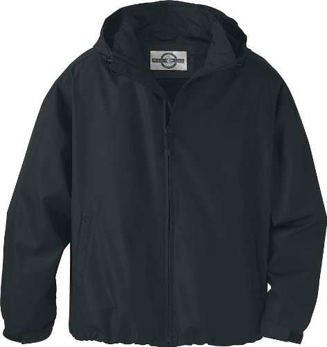 (North End Men's Techno Lite Jacket 3XL BLACK 703)