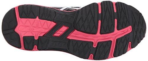 ASICS Unisex GT-1000 6 GS Running Shoe, Dark Grey/White/Rouge Red, 4 Medium US Big Kid by ASICS (Image #3)