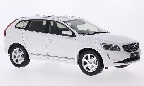 Volvo XC60, metallic-weiss, 2015, Modellauto, Fertigmodell, Ultimate Diecast 1 18