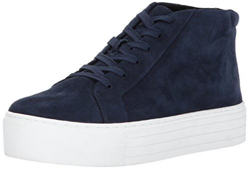 Navy up Top New Janette Lace Kenneth Platform Cole Suede Women's Sneaker York High Fashion Ow8A8qY