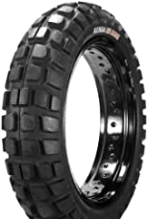 The Big Block gets its name from the tread pattern, designed for superior handling, even at high speeds and great traction on many terrains. If you're looking for the best dual sport tires for any conditions, these are the ones you want.Tread...