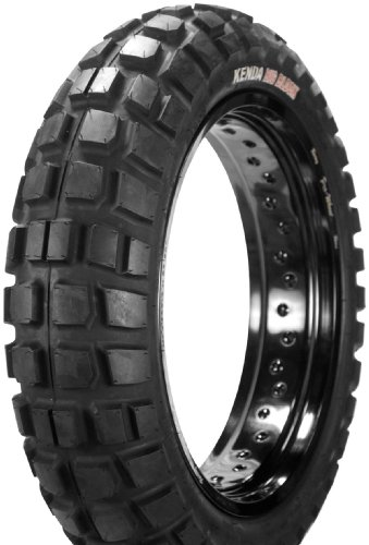 strong KENDA Big Block K784 Dual Sport Rear Tire (130/80-17)