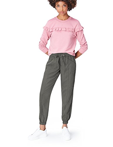 Amazon Brand - find. Women's Relaxed Fit Lightweight Utility Pants