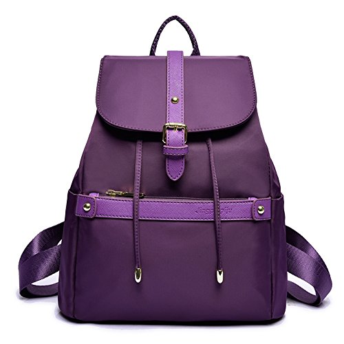 Travel Bag Backpack Purple Fashion Bags Oxford Cloth Bag Cloth Bags wwgqpP