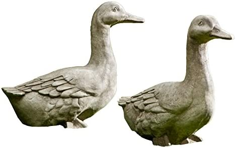 Campania International A-436-VE Quackers Statue