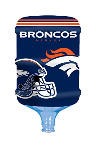 NFL Denver Broncos Propane Tank Cover/5 Gal. Water Cooler Cover, Navy