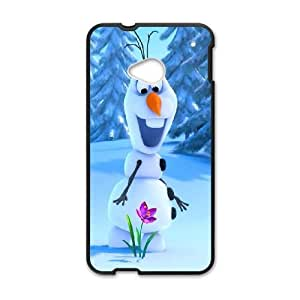 Olaf HTC One M7 Cell Phone Case Black JD7687080