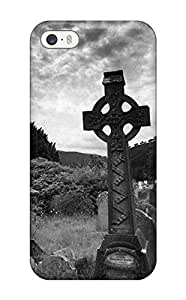 QPKRuce7457YxYvf Faddish Cemetery For Ipod Touch 4 Phone Case Cover (3D PC Soft Case) Kimberly Kurzendoerfer