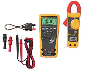 Fluke 179/IMSK Digital Multimeter with Fluke 322 Clamp Meter