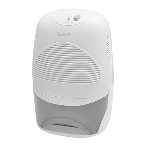 SereneLife Electric Dehumidifier Rooms PDUMID55