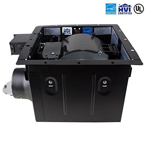 Review BV Ultra-Quiet 90 CFM,