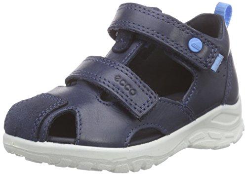 Ecco PEEKABOO Baby Jungen Lauflernschuhe Blau (50595MARINE/MARINE)