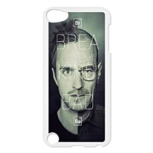 C-EUR Customized Print Breaking bad Pattern Hard Case for iPod Touch 5