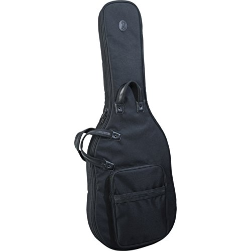 Levy's Leathers CCG118-BLK Pro Series Electric Guitar Gig Bag, Black