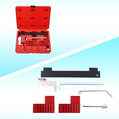 Yosoo 7pcs Kit de Herramienta de Sincronización para Motor del Coche Ajuste de Bloqueo del Eje de Levas: Amazon.es: Bricolaje y herramientas