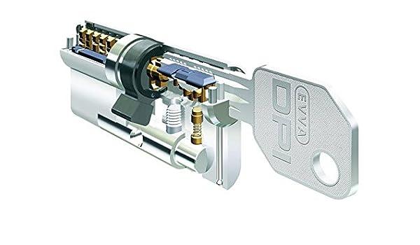 Cerradura de cilindro EVVA ppp: Amazon.es: Bricolaje y herramientas