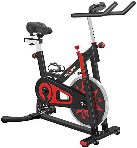Exercise Bike Indoor Cycling Bike Stationary Bicycle