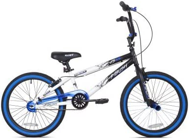 20 Kent Ambush Boys BMX Bike, Blue